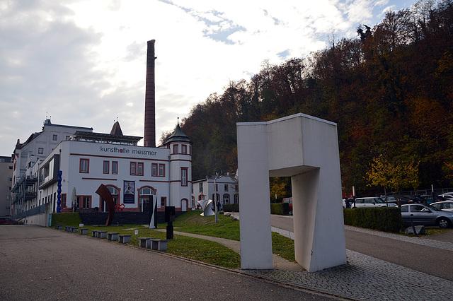 Die ehemalige Riegeler Brauerei
