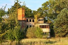 Schwerin, Tower-Ruine