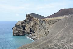 Azores, The Island of Faial, The Volcano of Capelinhos