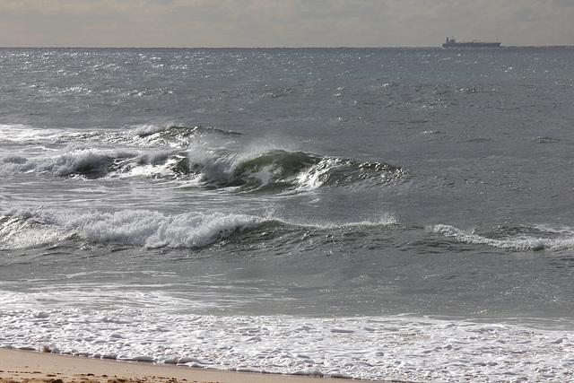 174/365 sunlit sea