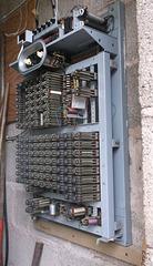 RER - old phone exchange