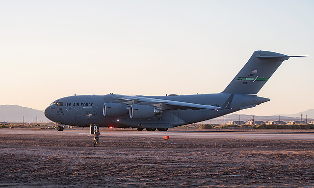 Boeing C-17A Globemaster 02-1111
