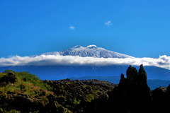 Etna, Ätna, Sizilien, Italien