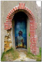 Manoir de Saint Pol Roux | Graffiti