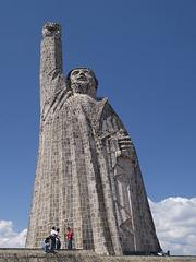 José María Morelos statue