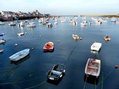 Barfleur - Harbour
