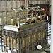 st mary's church, warwick,tomb with effigy of richard beauchamp, earl of warwick, +1439