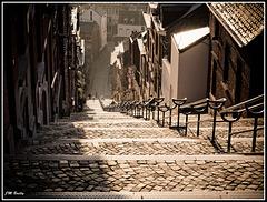 Liège les escaliers de Bueren 121d