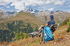 Sehnsucht nach den Bergen - Longing for the mountains (PiP)