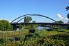 Karl-Nägele-Brücke über den Neckar in Heilbronn