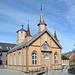 Norway, Church of Our Lady in Tromsø