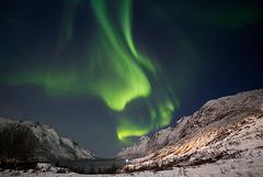 Lumières sur le fjord