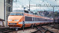 810000 Lausanne TGV 2
