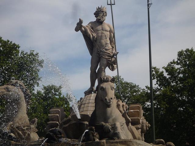 Neptuno en Madrid