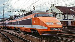 810000 Lausanne TGV 1