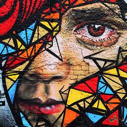 Matt Adnate. Birdface. 201109
