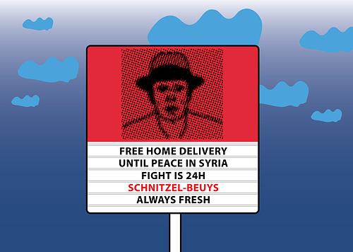 Schnitzel-Beuys 24h open