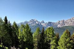 Blick vom karnischen Höhenweg
