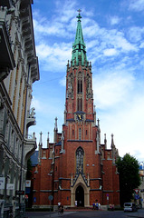 LV - Riga - Gertrudis Church