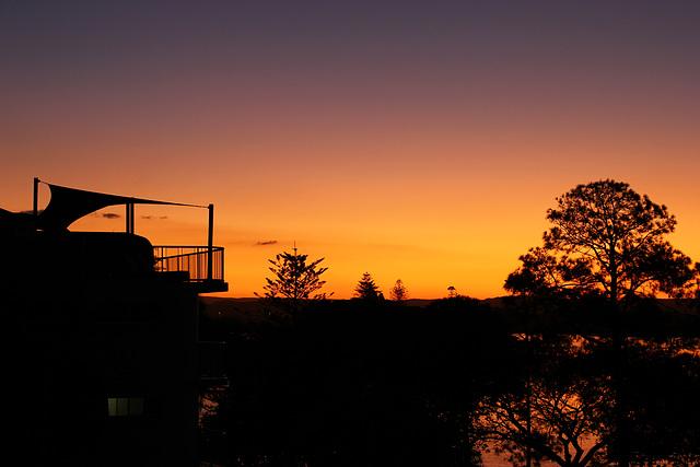 182/365 Maroochy Sunset