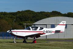 G-BOVU at Solent Airport - 23 September 2017
