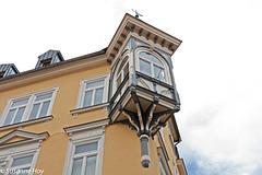 Der Erker - The bay windows