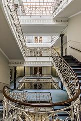 Staircase -Treppenhaus