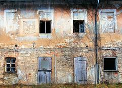 Verlassenes Bauernhaus in Weyarn/ Obb.