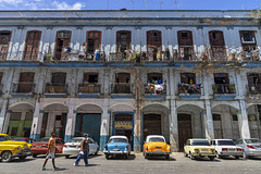 cuban balconies
