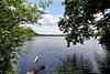 Häckler Weiher - einer der Seen der Blitzenreuter Seenplatte