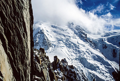 steep and icy