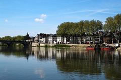 La Loire à Orléans ou......