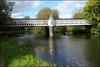 Thames at Grandpont Bridge