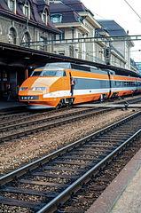 800000 Lausanne TGV exposition 0