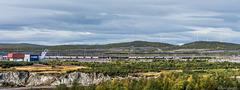 Eisenbahn in Kiruna - P.i.P.  (© Buelipix)