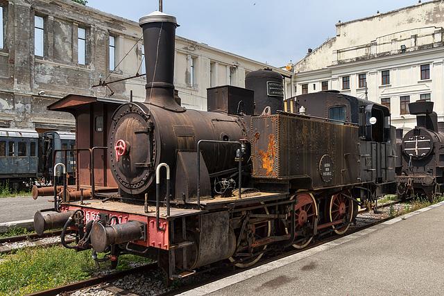 Abandoned Trieste - FS 835.231