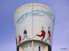 le chateau d'eau de SAINT GILLES CROIX DE VIE 07-03-2020  (2)