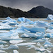 Chile - Torres del Paine, Lago Grey