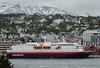 MS Nordlys at Tromso