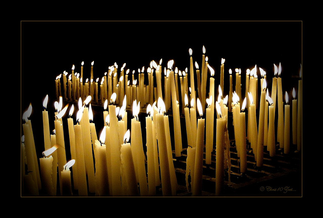 #16 Candle Light...