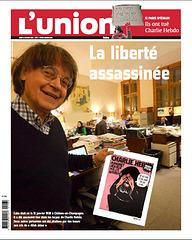 "CABU... Fama desegnisto de la satira gazeto ""Charlie Hebdo"""