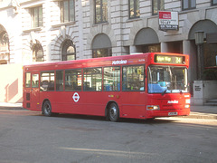 DSCN0009 Metroline DLD706 (LK55 KME) - 2 Apr 2013
