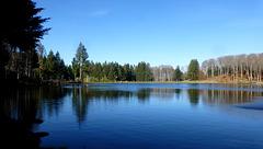 Le lac de Gayme (3)...