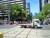 In Melbourne City Center.