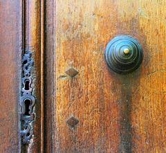 ...double lock...