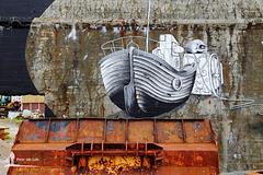 Street Art Vardø; Ethos