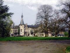 Château de la croix St Hubert
