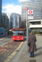 DSCN0026 Abellio London 8302 (BX54 DKD) - 2 Apr 2013