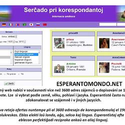Esperantomondo.net