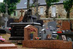 Friedhof Sainte Trinité